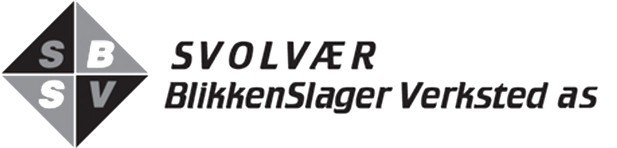 Logo, Svolvær Blikkenslagerverksted AS